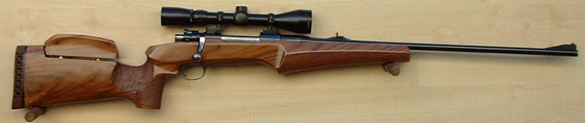 RB Mauser Target