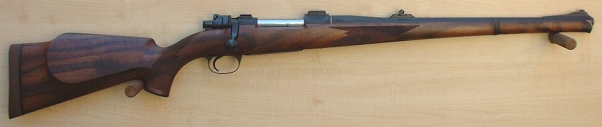 SABIe 7x57 Full Stock