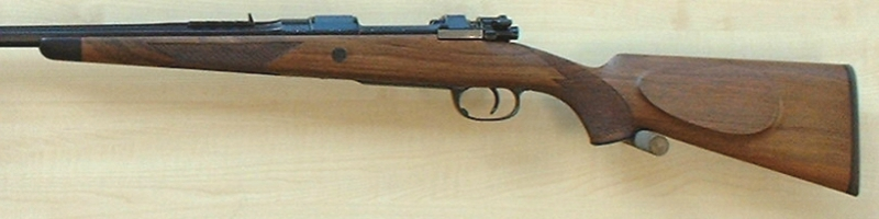 Stock Mauser